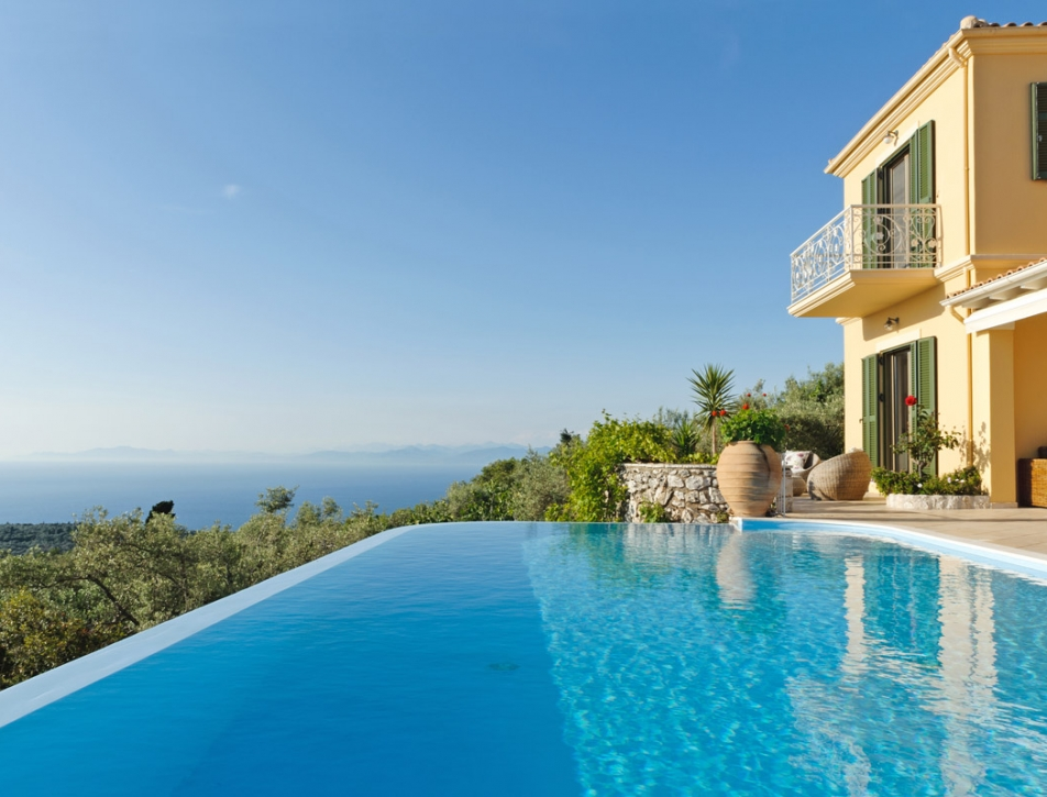 Villa Levanda pool
