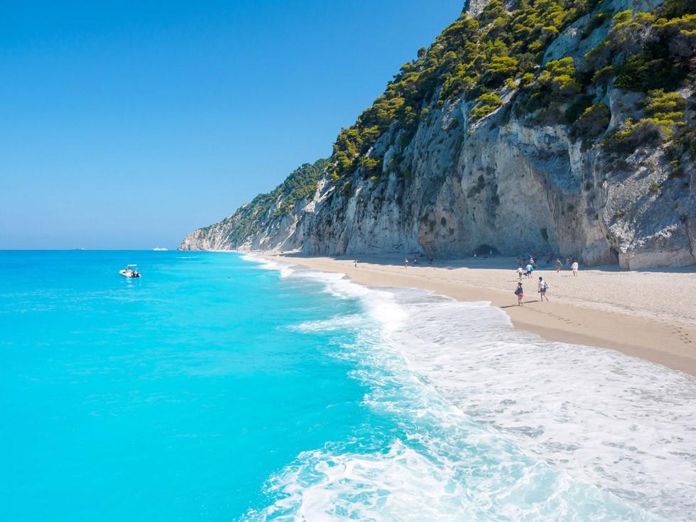 Image result for lefkada beaches